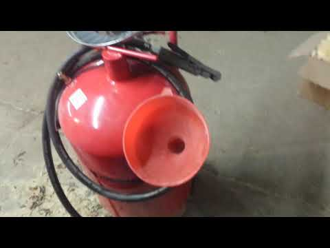 Jobsmart Sandblaster Quick Review - YouTube