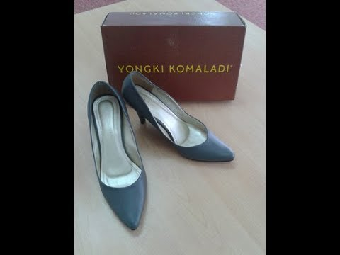 Harga Sepatu Wanita Yongki Komaladi Terbaru Youtube