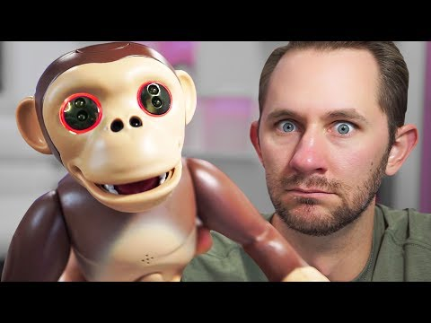 Robot Chimp! | DOPE or NOPE?