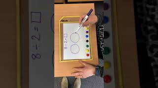 Beginning division in Year 2