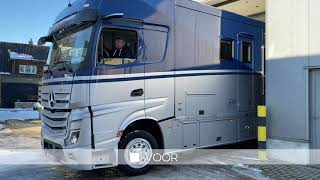 Wagenbelettering Euro Horse Axel Verlooy