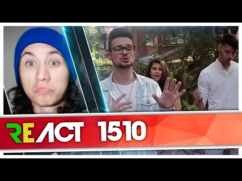 React 1510 Voice In - What Do You Mean / Sorry - Justin Bieber (Acapella Cover)