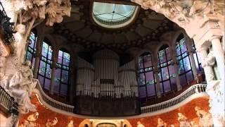 カタルーニャ音楽堂 Palau de la Música Catalana
