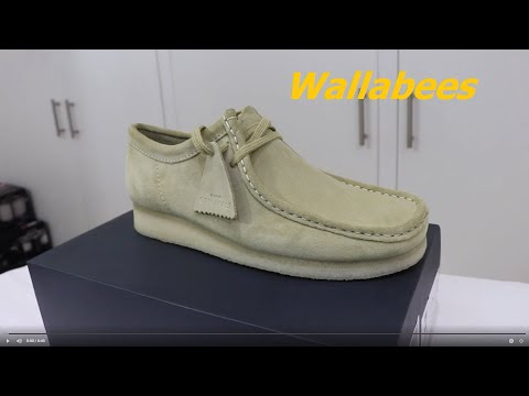 wallabees:-unboxing,-review-&-on-feet