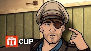 Archer: Danger Island S09E02 Clip   'Immortal Archer'   Rotten Tomatoes TV