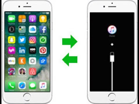 Exit Recovery Mode Without Restoring Your Iphone Youtube