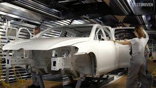 VW Golf Mk 7 Production, Wolfsburg plant, 2014