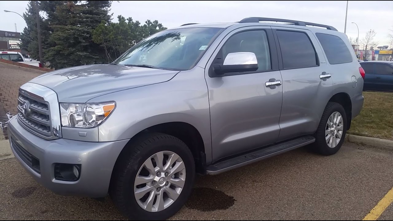 used alm detail toyota gwinnett platinum sequoia at serving