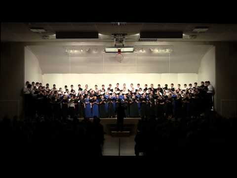 ChoralFest 2011 24 When Peace Like a River