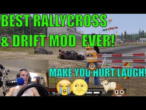 Sim Game Mods Better Than Dirt for Rally. Jokes Ensue!