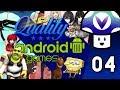 [Vinesauce] Vinny - Quality Android Trash: SquareBob Neighbor Rope Hero Simulator Edition (part 4)