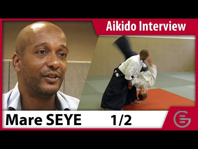 Mare SEYE - Aikido Interview (1/2)