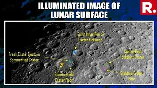 ISRO Releases 1st Illuminated Image Of Moon By Chandrayaan-2's IIRS