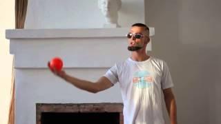 #04. Бабочка (видео уроки по кж от ПГ)(Обязательно сразу учитесь делать бабочки двумя руками, для этого пригодиться второй мячик) Существует..., 2013-07-28T16:03:14.000Z)