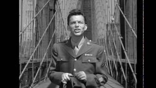 "Frank Sinatra - ""The Brooklyn Bridge"" from It Happened In Brooklyn (1947)"