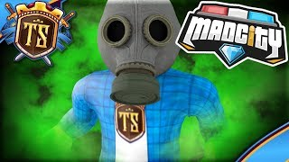 HELT NYE GAS GRENADES I MAD CITY! - Mad City - France Roblox Dansk