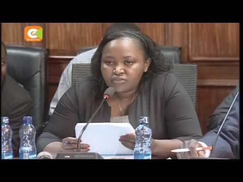 PAC finally grill key NYS scam suspect Josephine Kabura