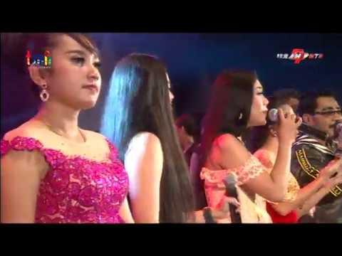 Sampai Pagi Voc  All Artis // Monata Live TMII Jakarta