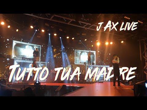 Tutto tua madre - J-Ax Live @ Fabrique