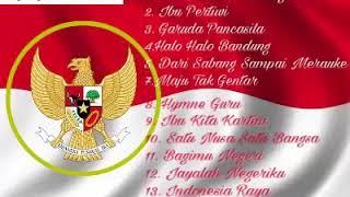 Gambar cover 14 Lagu Wajib Nasional