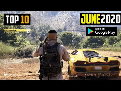 TOP 10 NEW ANDROID GAMES   YOU HAVE TO PLAY IN JUNE 2020   HIGH GRAPHICS