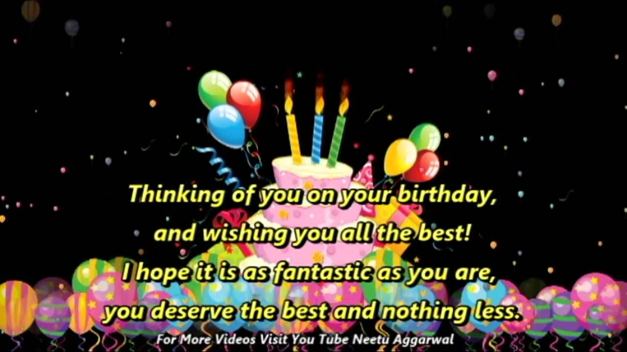 Happy Birthday Wishes,Greetings,Quotes,Sms,Saying,E-Card