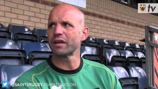 WASPS 20 SAINTS 16: Mallinder reaction