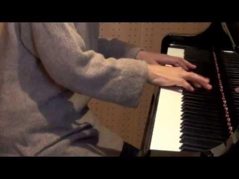 John Lennon -Free As A Bird(original)- piano cover