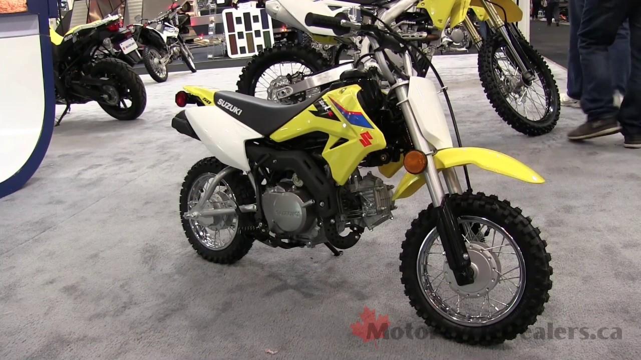 2019 Suzuki DR-Z50 Motorcycle