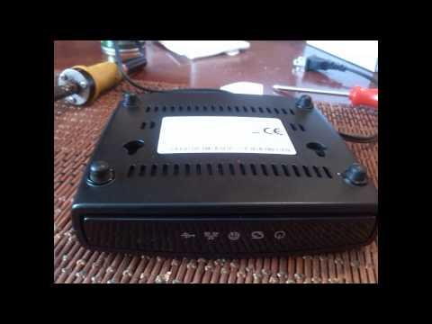 Como reparar modem cantv pirelli o adb
