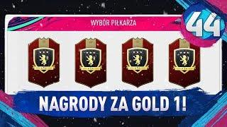 Nagrody za GOLD 1! - FIFA 19 Ultimate Team [#44]