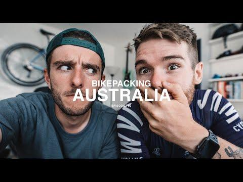 CYCLING ACROSS AUSTRALIA?! - The Plan