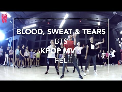 Got To Move SG | KPOP MV 1 (Fel)