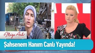 Gencer Zengin'in eşi Şahsenem Hanım canlı yayında! - Müge Anlı ile Tatlı Sert 30 Ekim 2019