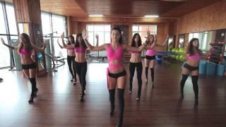 V&P. Видео-урок 2 для Tusa Tv. Sexy R`n`B. Тренер - Мария Павлыченко