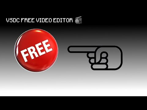 The best video editor out there! | VSDC Free Video Editor | How to use and review