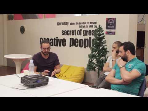 Marwan Younis - Monster Talk
