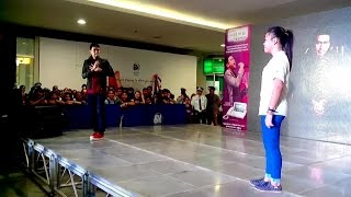 Christian Bautista - A Thousand Years - (Official Live Performance) SM City Iloilo