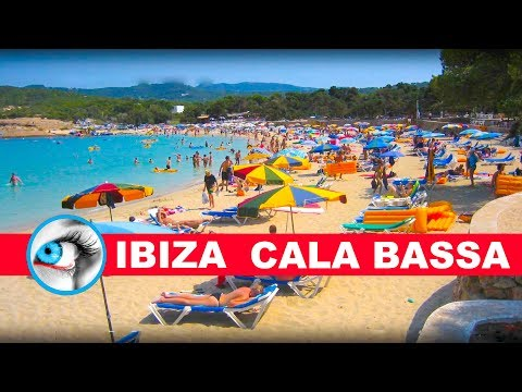 IBIZA Cala Bassa Beach 2017 Must See & Do Travel Guide