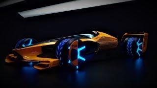 Mercedes-Benz FUTURE CONCEPT Cars! Mercedes-Benz Futuristic ELECTRIC Concept Car
