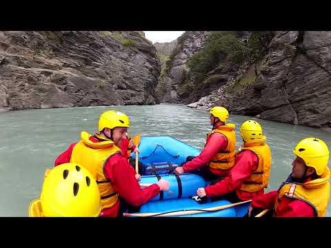 Go Orange | Queenstown Rafting | Experience Oz + Nz