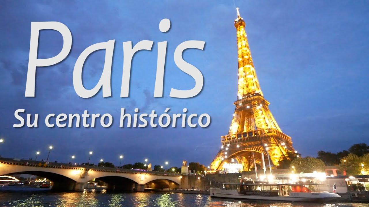 Paris 1, su centro histórico - FRANCIA 1