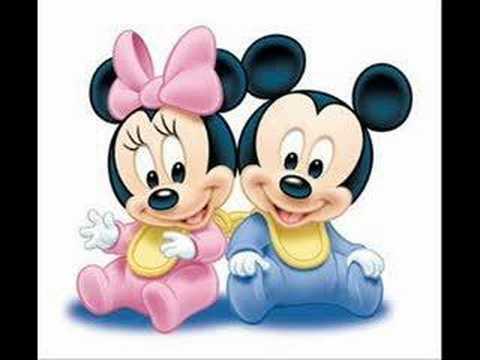 Baby minnie and mickey icon youtube - Image minnie bebe ...