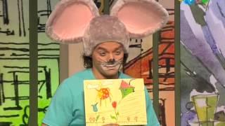 183  Давайте рисовать! Кошки-мышки
