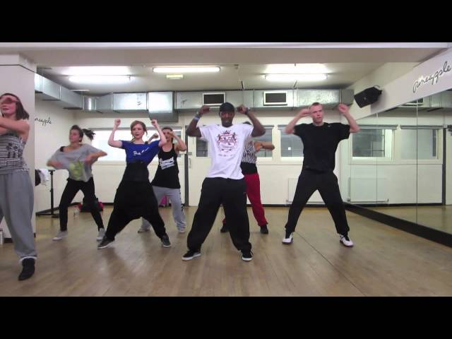 Supermalcom Hip Hop Dance Class | New Boyz - Active
