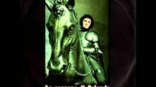Danielle Licari - La canzone di Orlando - Sigla Orlando Furioso tv - Badinerie 1975