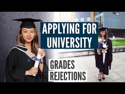 HOW I APPLIED TO UNIVERSITY | GRADES & REJECTIONS | Civil Engineering | IMPERIAL COLLEGE LONDON