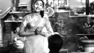 Wo Chand Khila Wo Tare Hanse - Anaadi 1959 - Lata