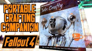 Fallout 4 - Mr Crafty - Portable Crafting Bot Companion