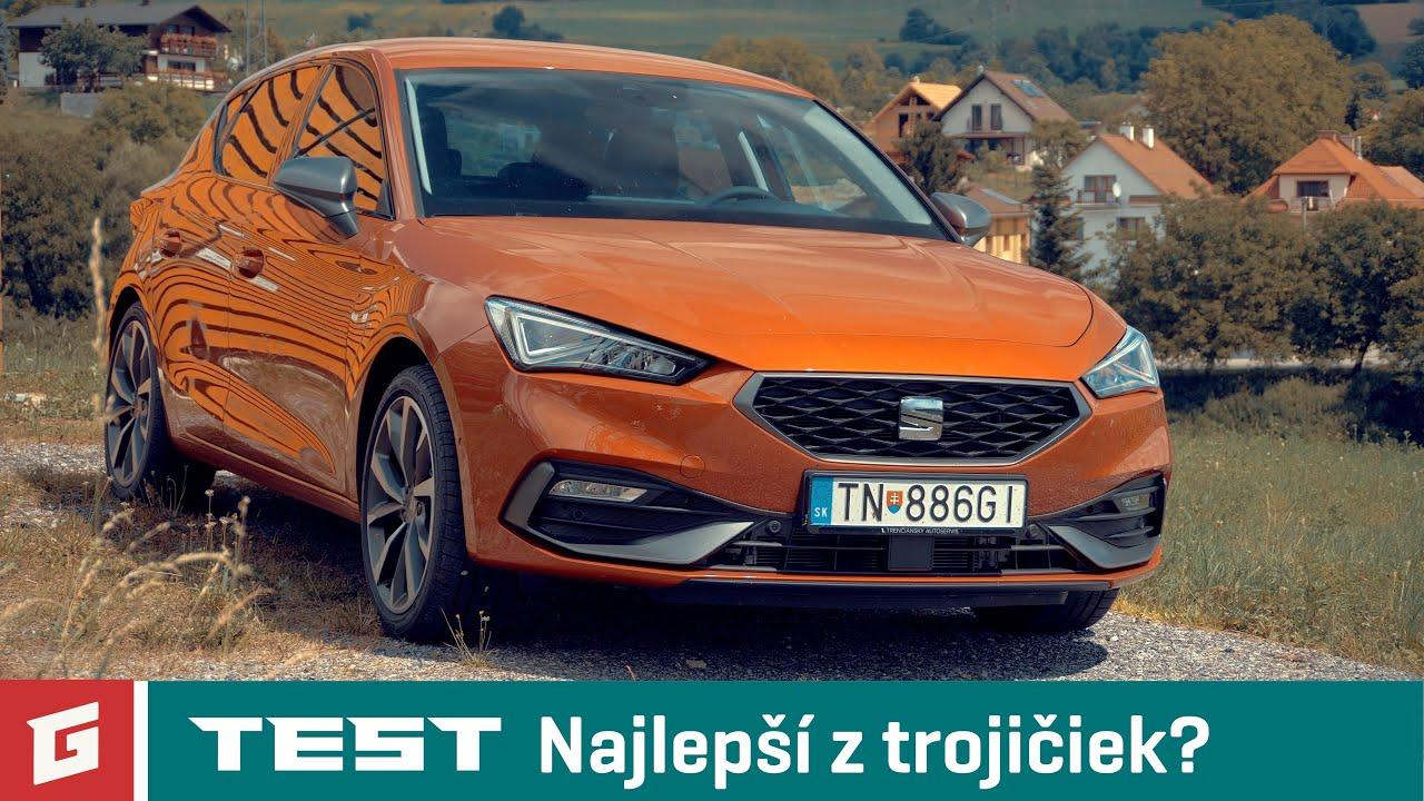 SEAT Leon FR - 1.5 eTSI 7-DSG - TEST - GARAZ.TV - Šulko - 4K - YouTube